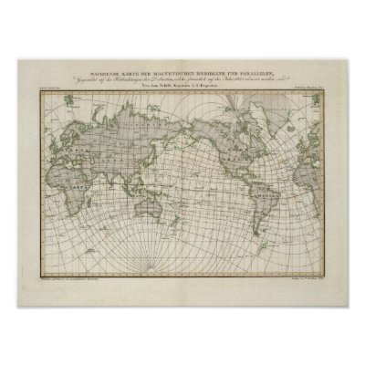 World map outline poster zazzle gumiabroncs Gallery