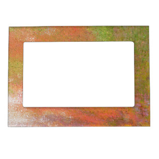 MAGNETIC PICTURE FRAME/MULTI-COLORED/DIG. MANIP. MAGNETIC PICTURE FRAME