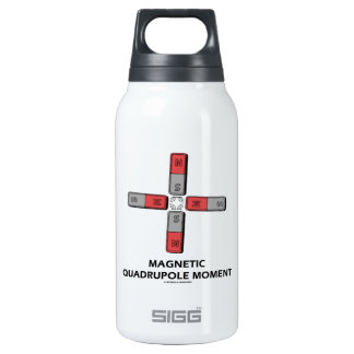 Magnetic Quadrupole Moment Insulated Water Bottle