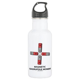 Magnetic Quadrupole Moment Water Bottle