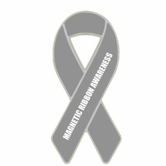 Magnetic Ribbon Awareness Statuette