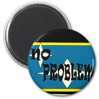 MAGNETIC STICKER 2 INCH ROUND MAGNET