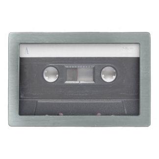 magnetic tape audio cassette belt buckle
