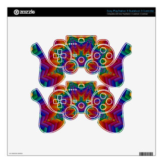 Magnetica Tribal Decal For PS3 Controller