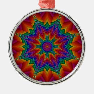 Magnetica Tribal Metal Ornament