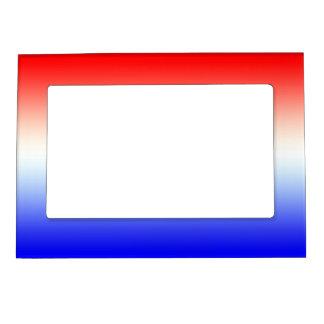 Magnetisch Fotolijst in Rood-Wit-Blauw Frame Magnets