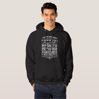 MAGNETO REPAIRER HOODIE