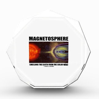 Magnetosphere Shielding Earth From Solar Wind Award
