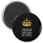 [Crown]  jesus  the king  of kings   [Crown]  jesus  the king  of kings  Magnets