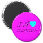 i  [Love heart]   princeton &  roc royal i  [Love heart]   princeton  Magnets