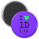 i [Love heart]  1d    i [Love heart]  1d    Magnets