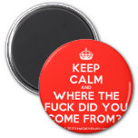 [Crown] keep calm and where the fuck did you come from?!  Magnets