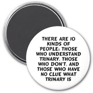Magnets 3) There are 10 kinds...trinary (large)