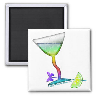 MAGNETS - BUTTERFLY MARTINI
