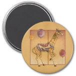 Magnets - Carousel Giraffe