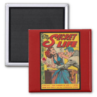 Magnets Comicbook Covers Vintage