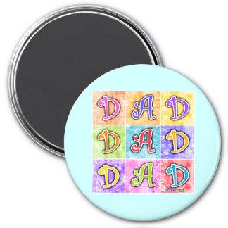 Magnets - DAD Pop Art