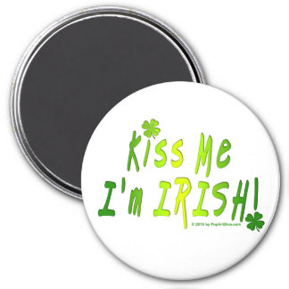 MAGNETS Kiss Me, I'm IRISH