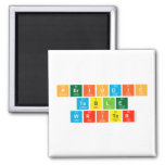 Periodic Table Writer  Magnets (more shapes)