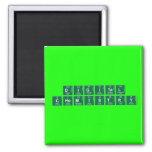 Digital Chemistry  Magnets (more shapes)