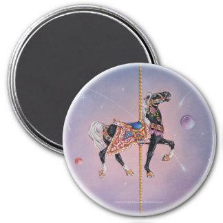 Magnets - Petaluma Carousel Horse 2