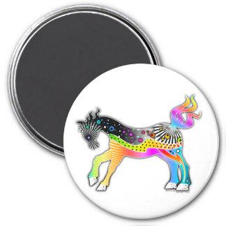MAGNETS, Pop Art HORSE Magnet