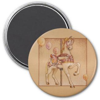 Magnets - Purple Pony Carousel