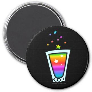 MAGNETS - RAINBOW SHOT GLASS