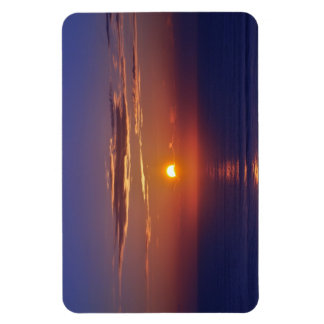 magnets, sunset sunset ocean magnet