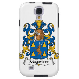 Magniere Family Crest Galaxy S4 Case