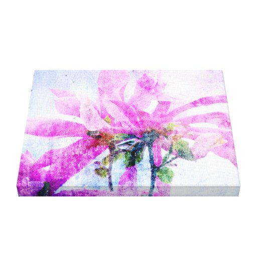 Magnificant Magnolia Art - Wrapped Canvas Gallery Wrapped Canvas