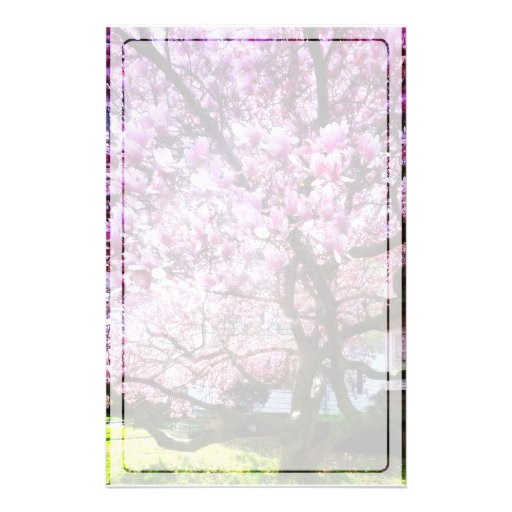 Magnificant Magnolia Stationery
