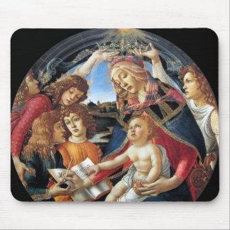 Magnificat Madonna Alfombrillas De Ratón