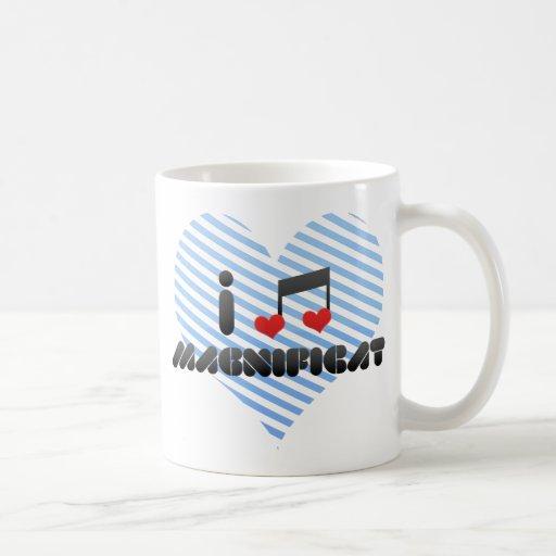 Magnificat Tazas De Café