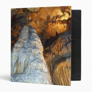 Magnificence Mighty Stalagmite Columns 3 Ring Binders