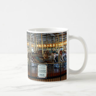 Magnificent Carousel china mug