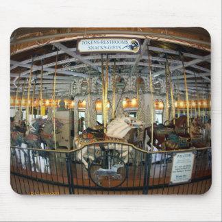 Magnificent Carousel mousepad