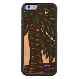 Magnificent Cool Outstanding Practical Carved® Cherry iPhone 6 Bumper Case