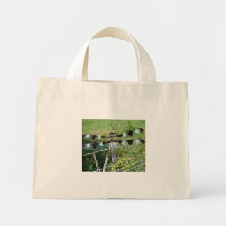 Magnificent Dragonfly Mini Tote Bag