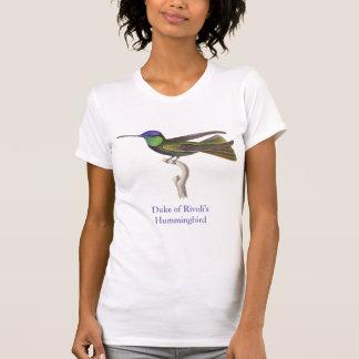 Magnificent Duke of Rivoli's Hummingbird - Lesson T-Shirt