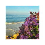 Magnificent Flora and the Sea Stretched Canvas Prints