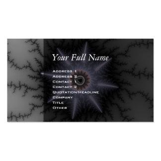 Magnificent - Fractal Business Card