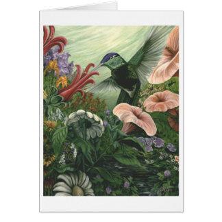Magnificent Garden Card