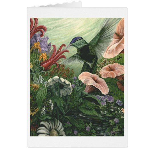 Magnificent Garden Card