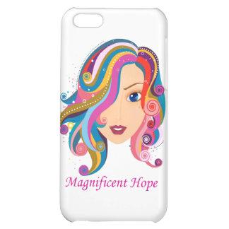 Magnificent Hope iPhone 5C Case