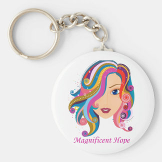 Magnificent Hope Keychain