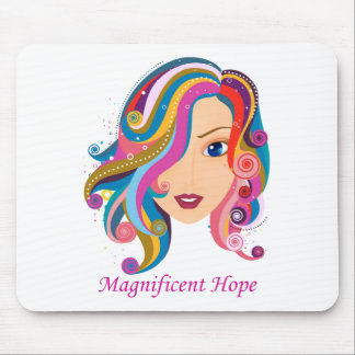 Magnificent Hope Mouse Pad