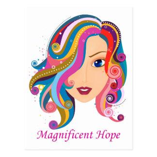 Magnificent Hope Postcard