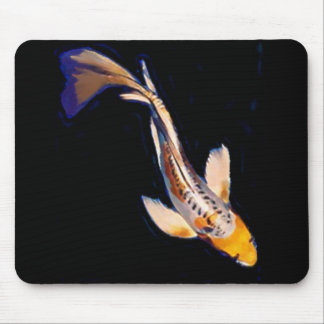 Magnificent Koi Mouse Pad