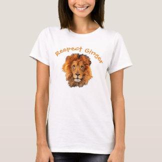Magnificent Lion's Head Funny Regal T-Shirt
